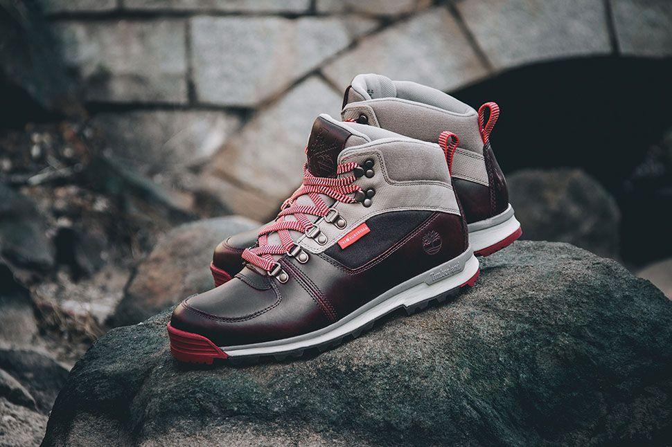 9e9c6220fb0a The Hundreds x Timberland GT Scramble  West Coast Trails Collection - EU  Kicks  Sneaker Magazine