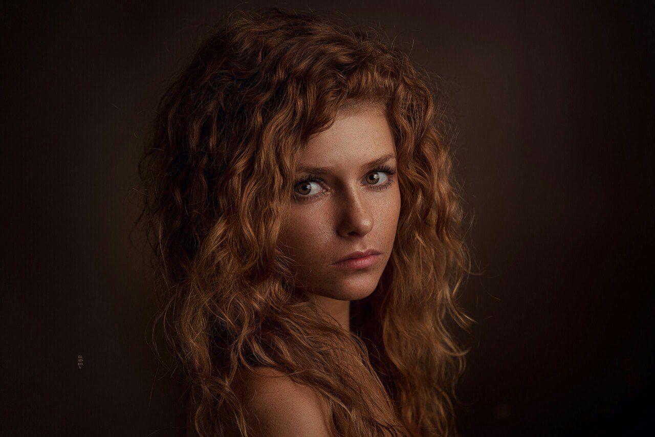 Yulia Yaroshenko   Natural Redheads 3   Pinterest
