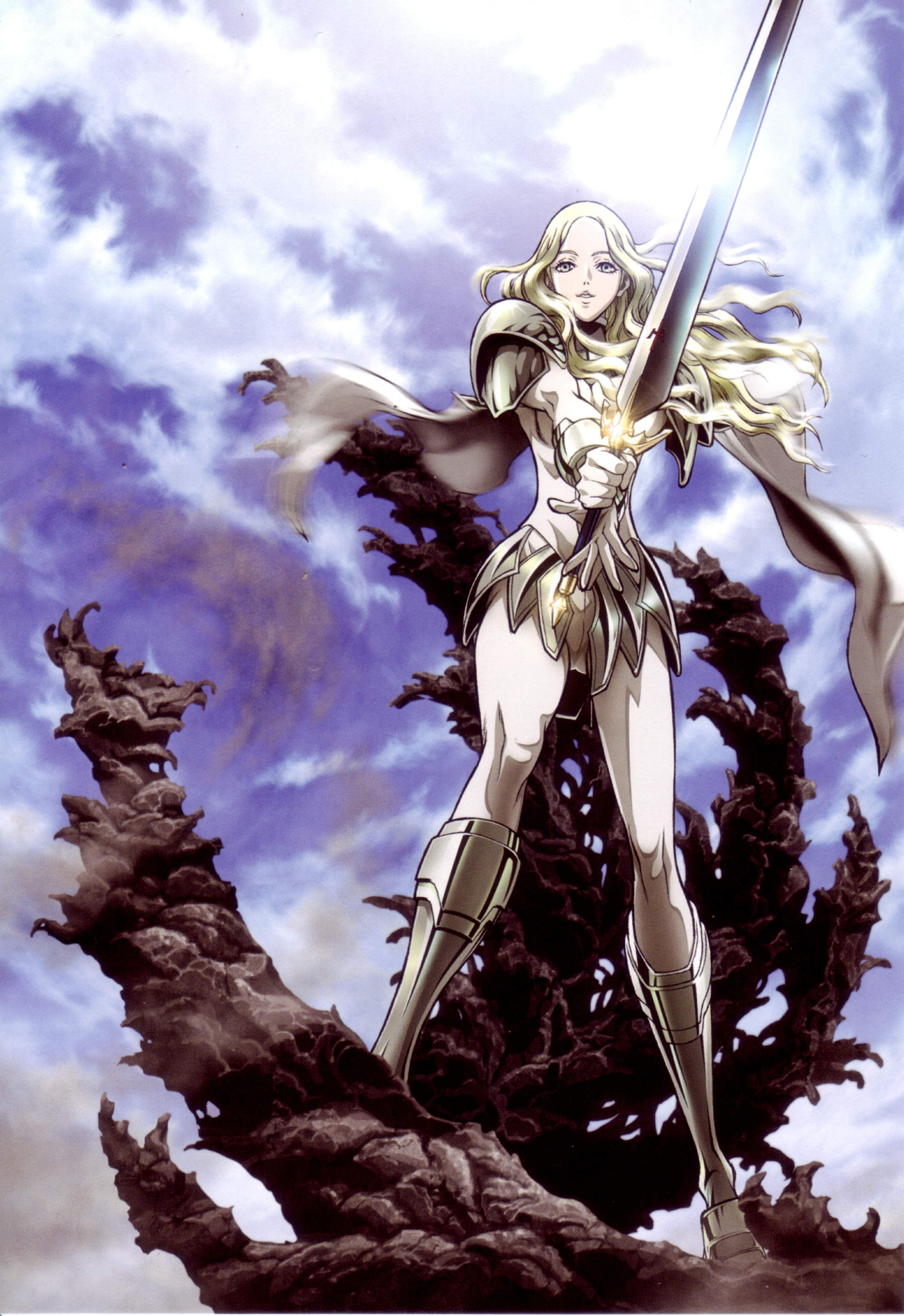 Top 8 Super Powerful Female Anime Characters