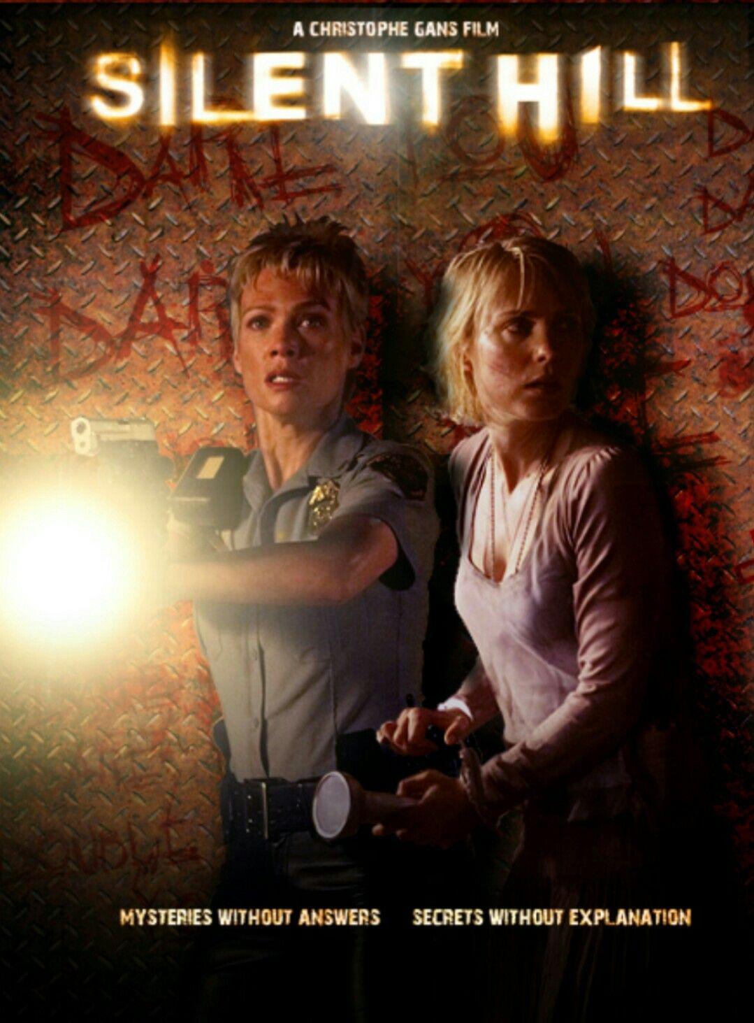 Silent Hill Horror Movie
