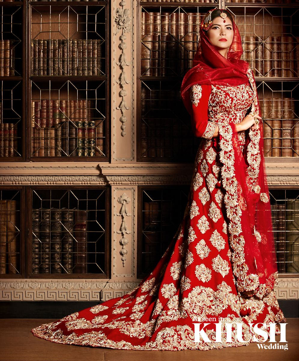 A red bridal lehenga will always be a timeless look, Find