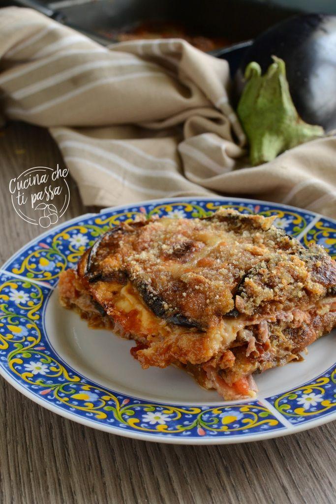 Parmigiana di melanzane uno dei piatti pi famosi e buoni for Piatti famosi