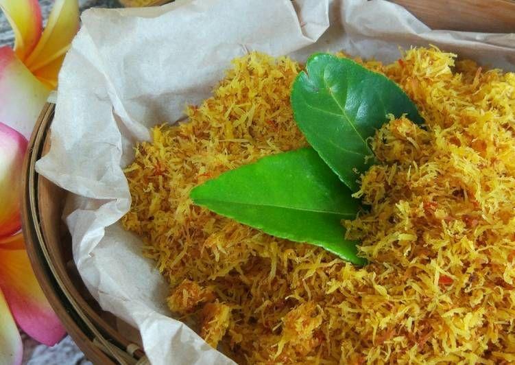 Resep Serundeng Kelapa Pedas Manis Oleh Indah Mulia Resep Resep Memasak Makanan Dan Minuman