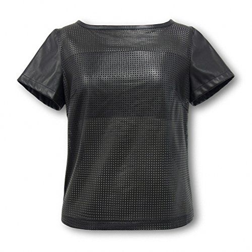 Jasi & Co JSDJ2311 Scoop Neck Short Sleeves Boob Tube PU leather Top Jasi & Co. http://www.amazon.com/dp/B0132KP3MY/ref=cm_sw_r_pi_dp_gPO3vb00WXEM7