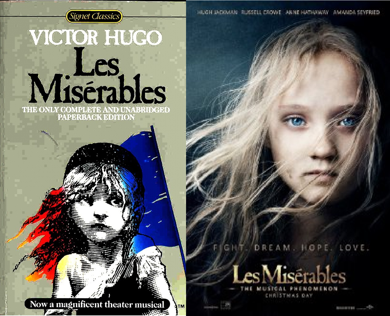 Mis Hogos Les Miserables By Victor Hugo Books To Movies Pinterest