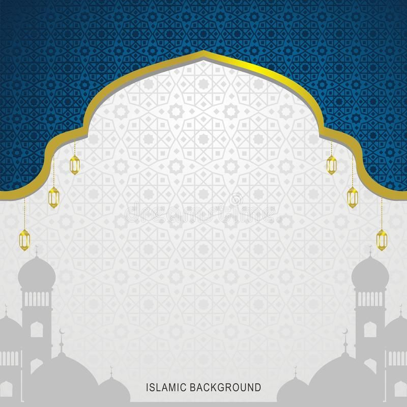 Illustration About Abstract Background With Traditional Arabic Ornament.  Islamic Backgr… | Islamic Background Vector, Abstract Backgrounds,  Background Design Vector