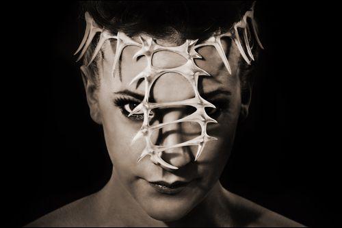 Eero Hintsanen's Headgear - art #jewellery #extreme #fashion #style