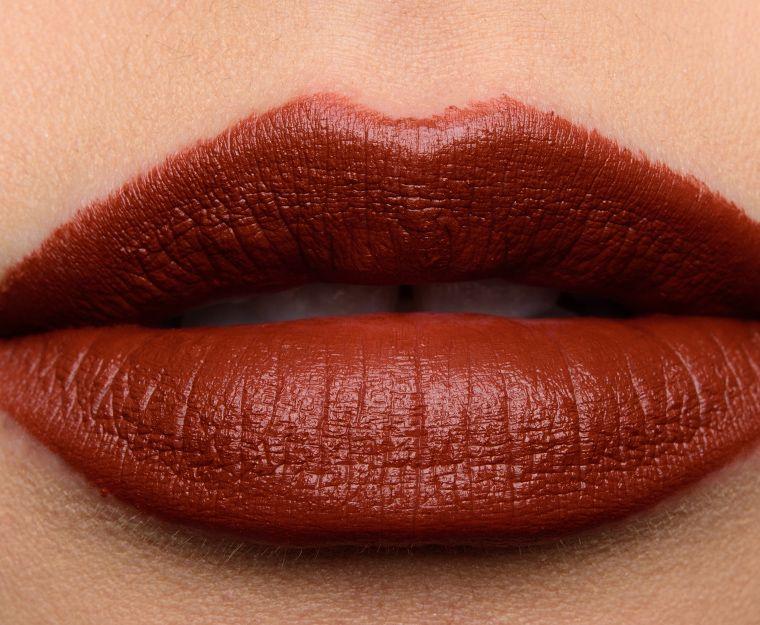 Fenty Beauty Freckle Fiesta Shawty Pms Mattemoiselle Lipsticks Reviews Photos Swatches Lipstick Review Lipstick Fenty Beauty