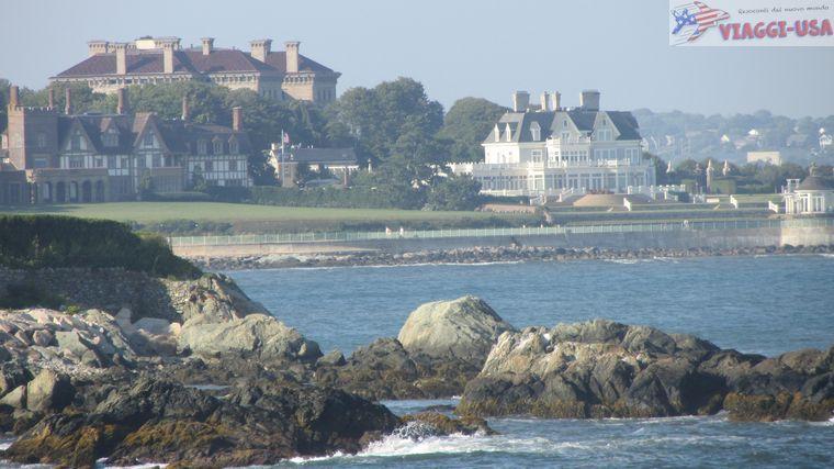 Volete visitare Newport in Rhode Island? Ecco alcuni consigli su cosa vedere e come organizzare un tour con dritte sul pernottamento
