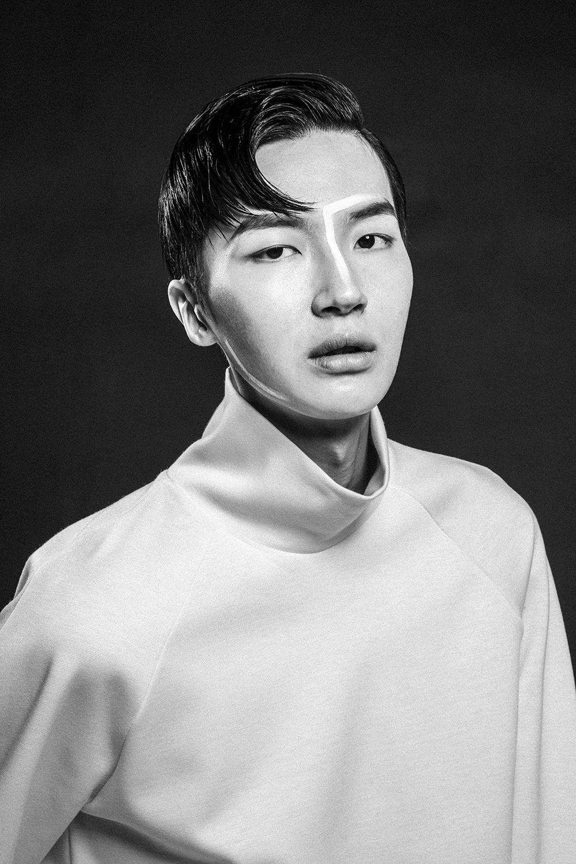 Personal Work photographer_DDK visual artist_GYEONG MIN model_Ahn, Seoung Joon Lee, Don Sung