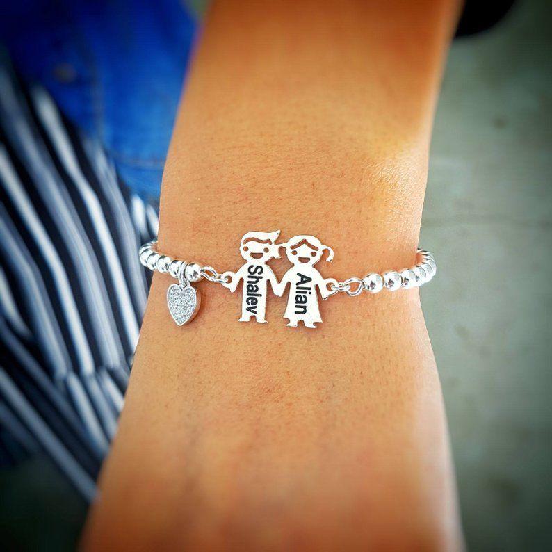 31++ Personalized jewelry for mom bracelet ideas in 2021
