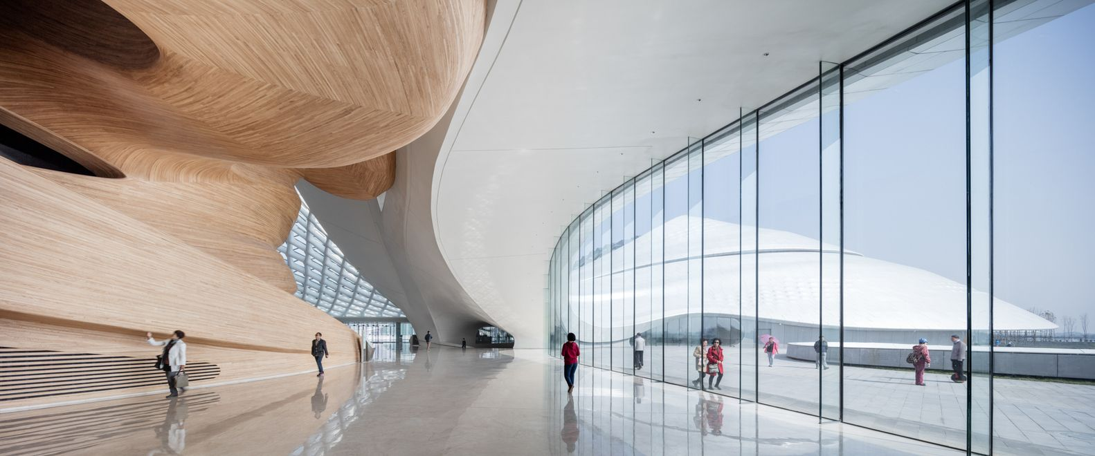 Gallery - Harbin Opera House / MAD Architects - 10