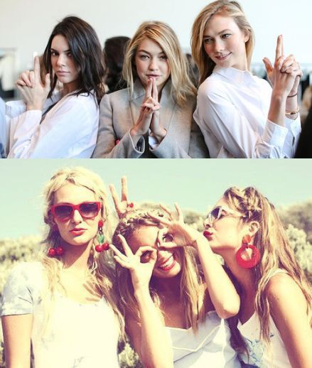 Pin by Vanessa Torres on Best friend poses | Friends ...