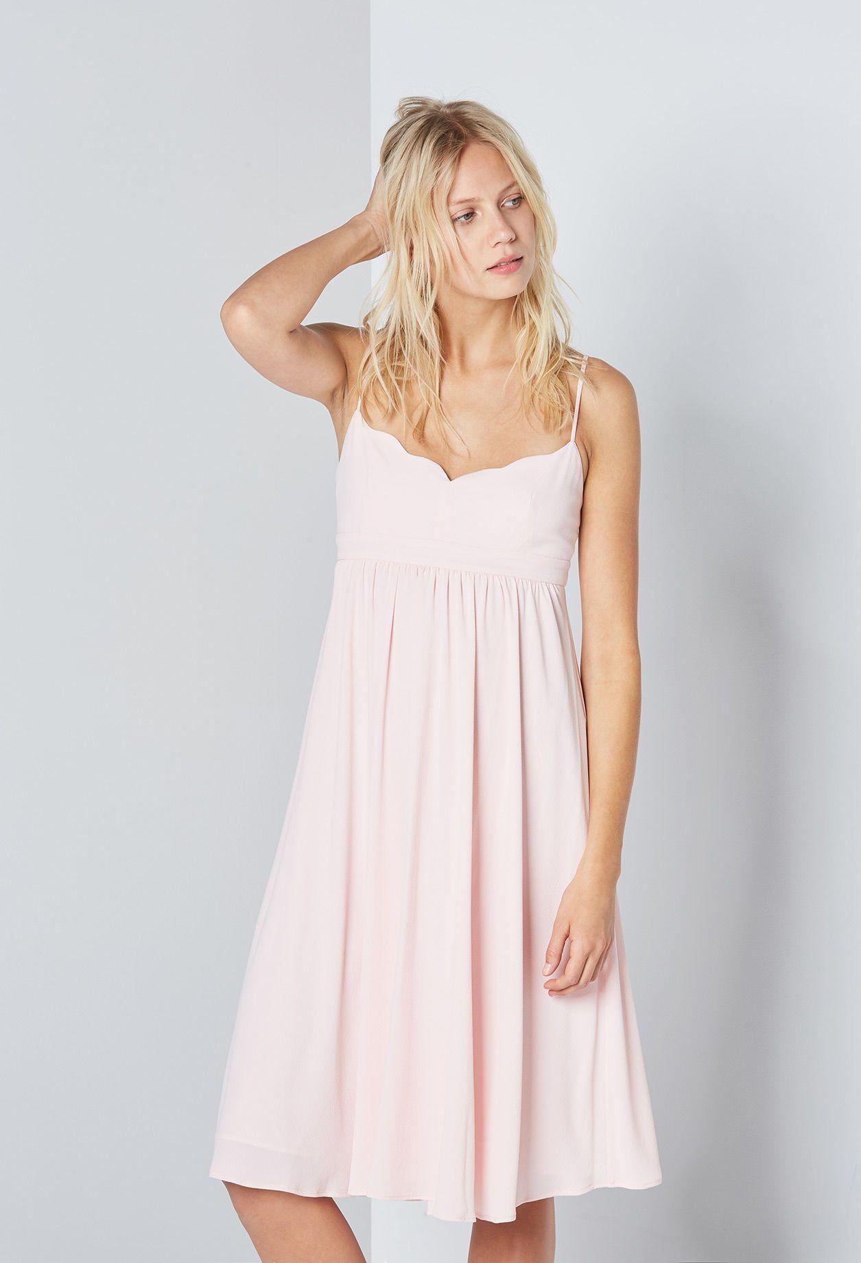 RIMBAUD - Catégories - Claudie Pierlot | robes roses | Pinterest