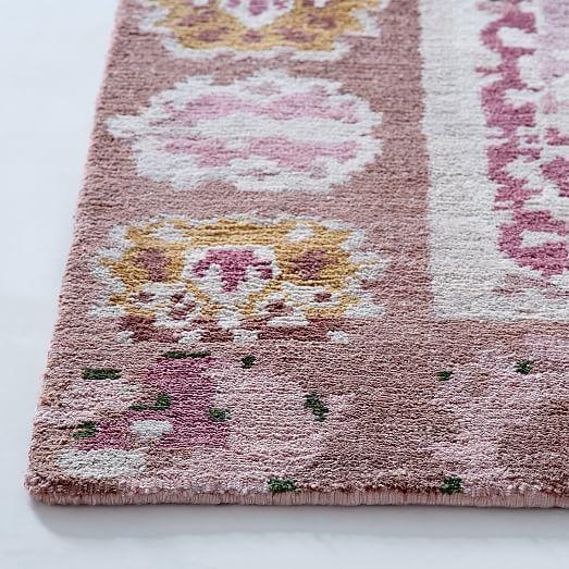 Persian Style Rug Pink West Elm Persian Style Rug Pink Rug Rugs