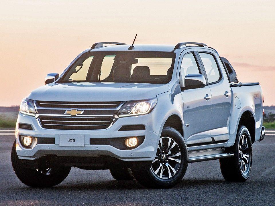 Fotos E Precos Chevrolet S10 2018 Brasil Rei Da Verdade