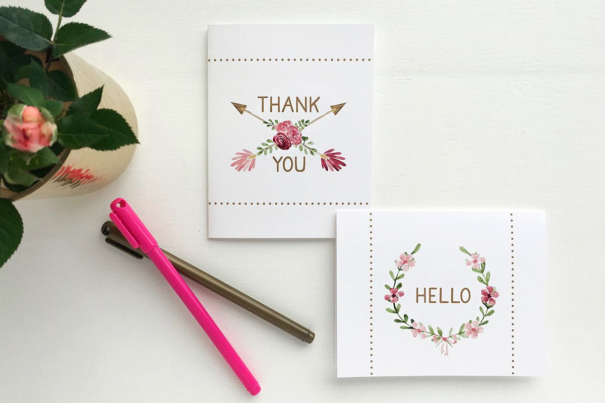 Beautiful Printable Note Cards Note Cards Cards And Note