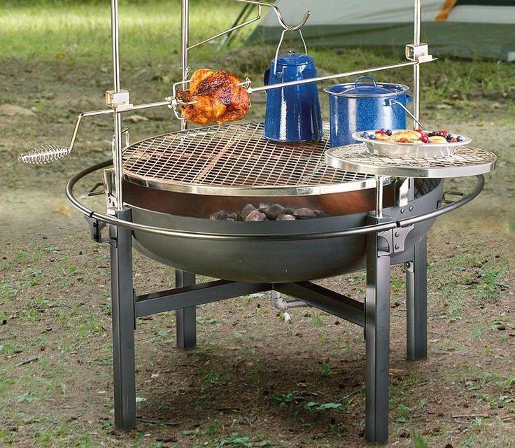Image Result For Cowboy Grill Firepit Cowboy Fire Pit Fire Pit