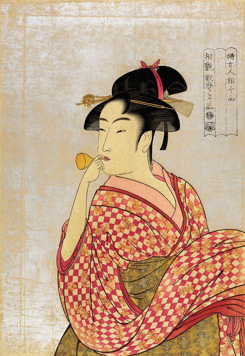 美人画といえば喜多川歌麿 表情から内面を描く美人画 役者絵が集結