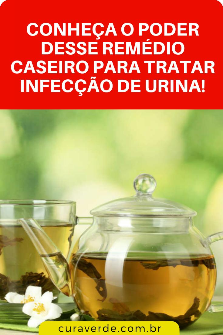 o que tomar natural para infecção urinaria