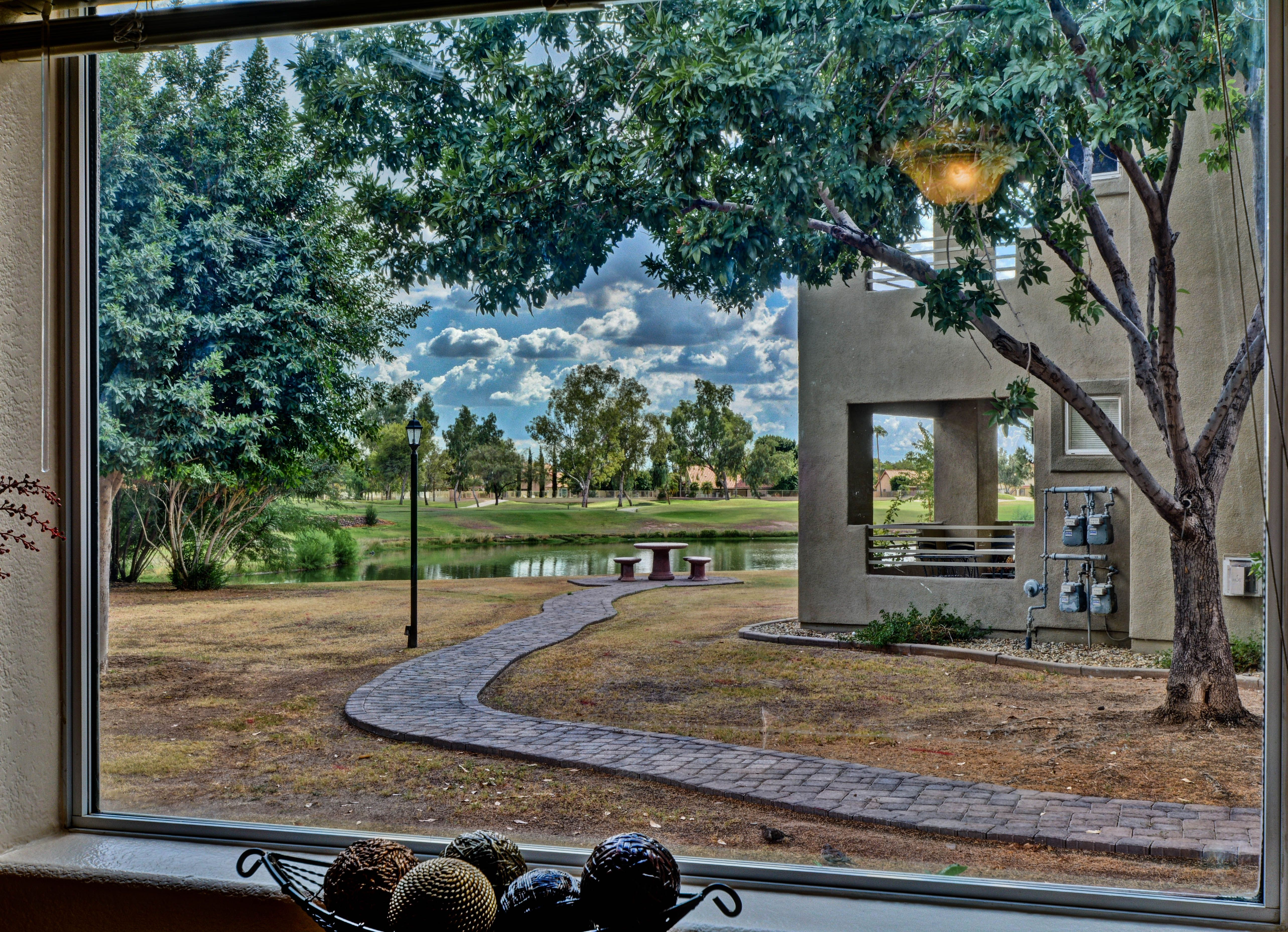 New Listing at Fairways at Arrowhead! Unit 1032 looking at Arrowhead Golf Course from your great room!