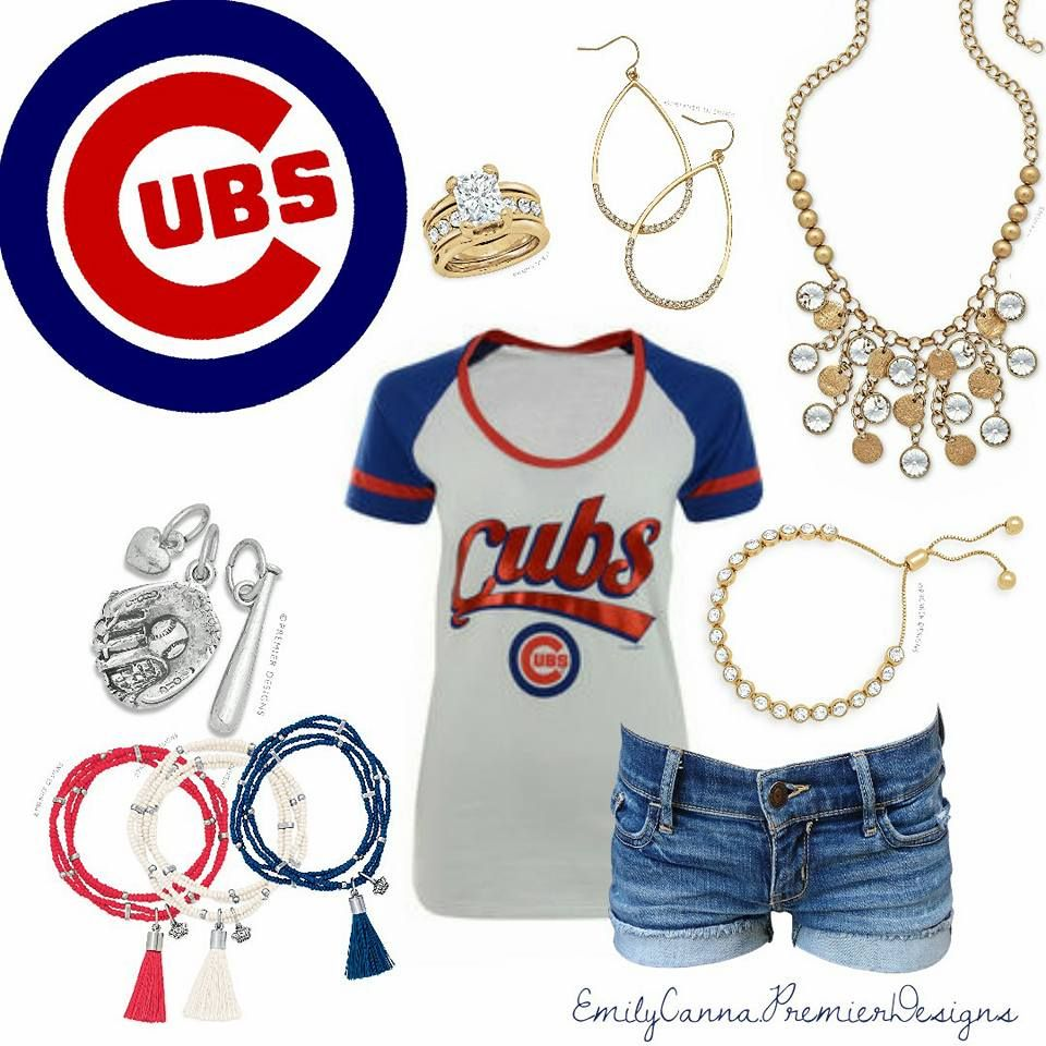 Pick Your Team Chicago Cubs Featuring Premier Designs