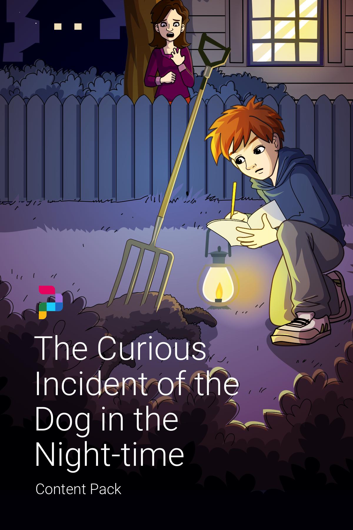 New Content Pack Recreate Key Scenes From The Award Winning Book The Curious Incident Of The Dog In The Night Time Comics Maker Night Time How To Make Comics
