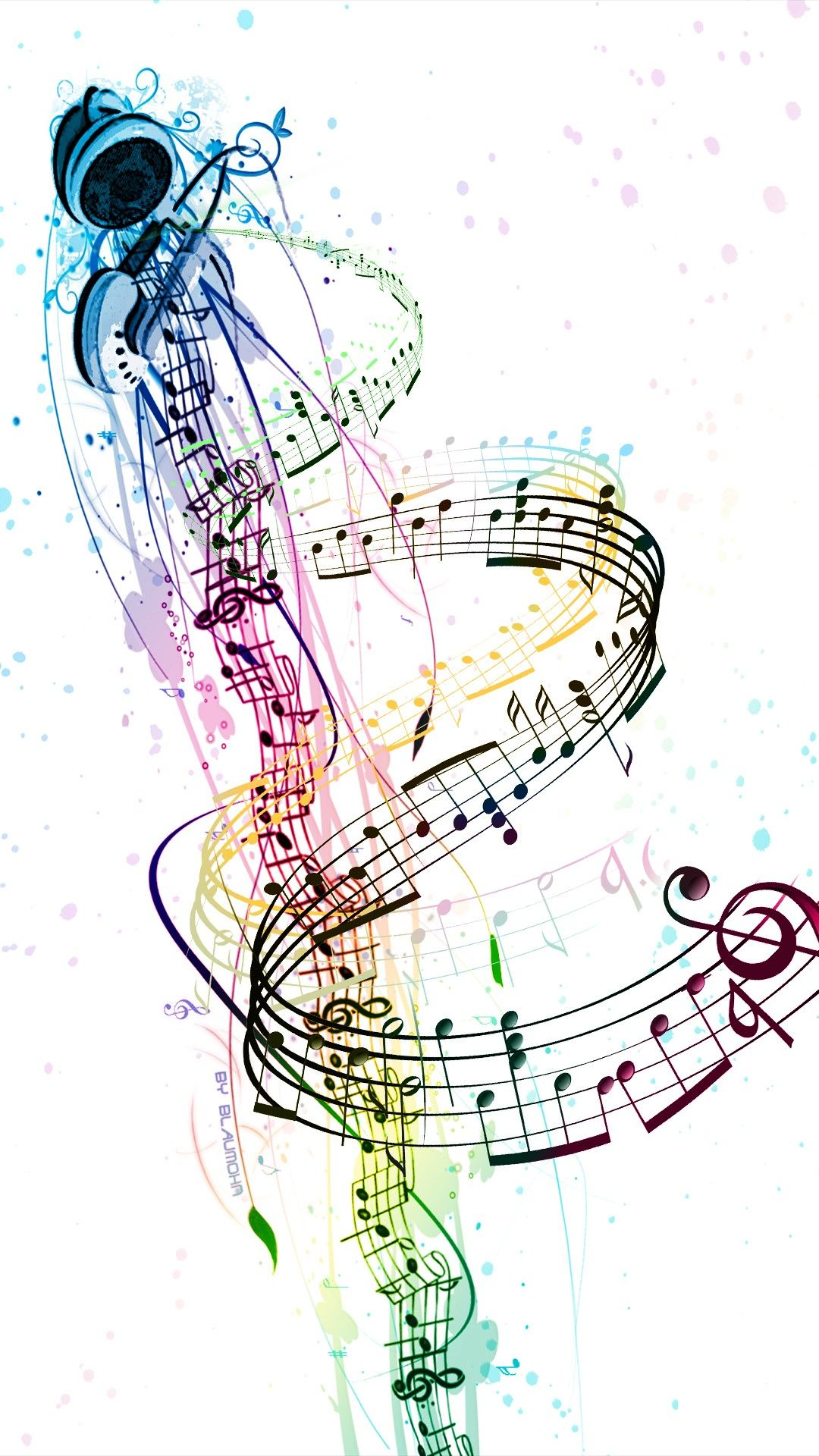 Pin By Amy Christian On Nov 18th Iphone Wallpaper Music Music Notes Background Music Wallpaper