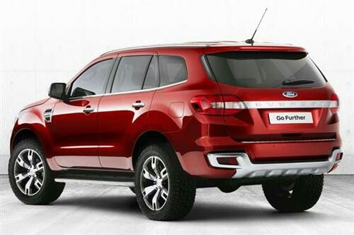 Ford Suv Ford Endeavour Best New Cars Ford Explorer Sport