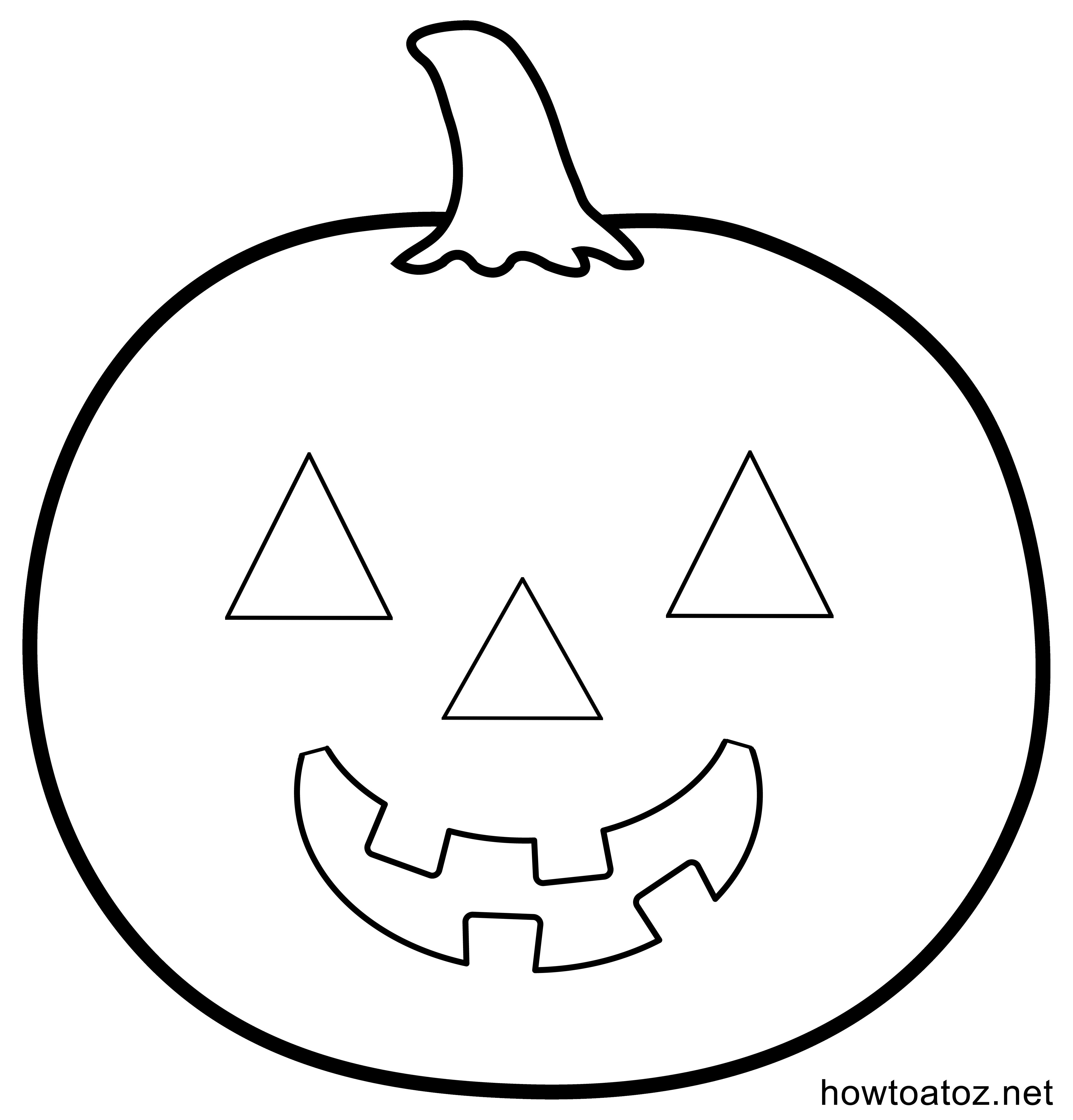 Free Halloween Decoration Stencils And Templates #