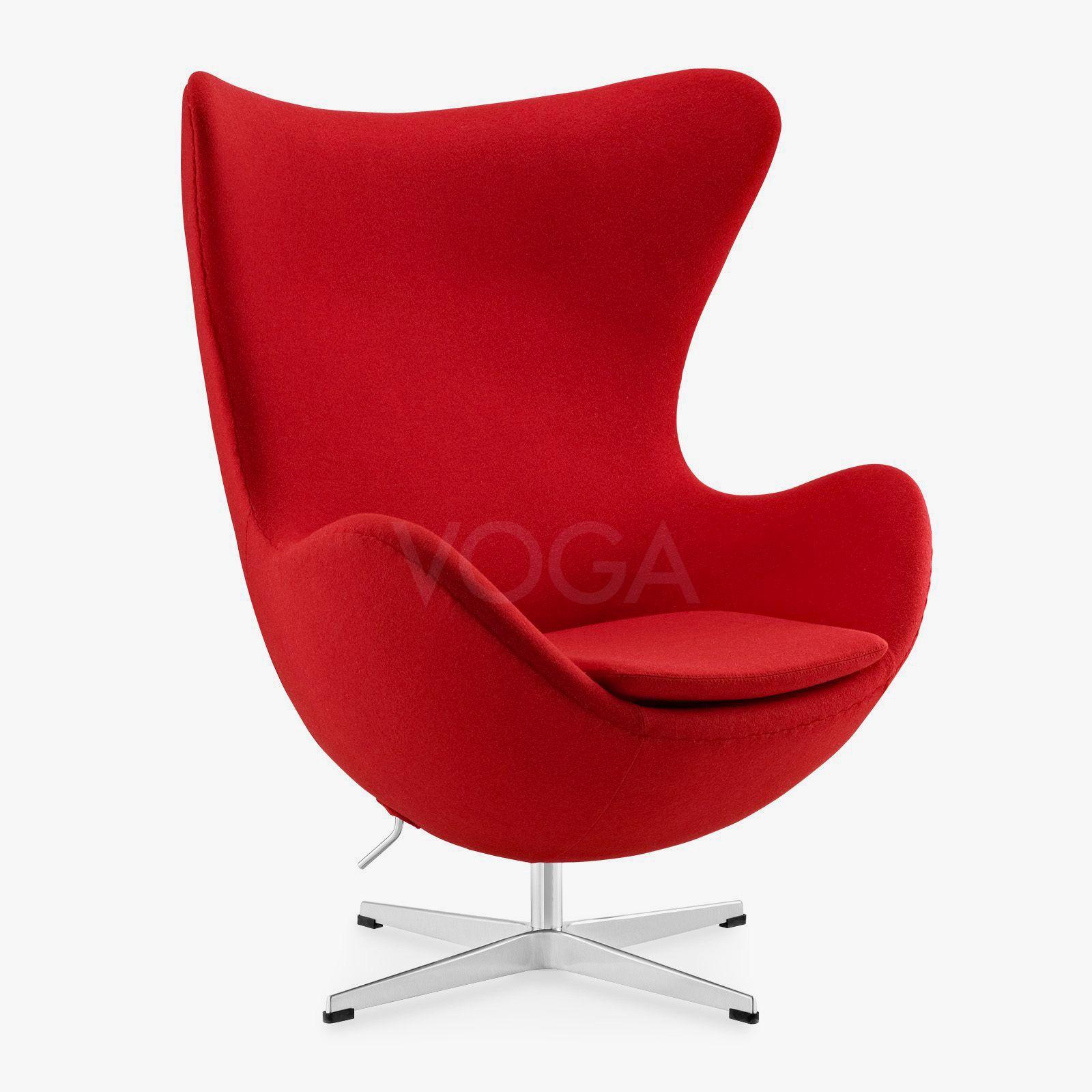 Domini Design Stoelen.Egg Chair Stoel Jacobsen Design Stoelen Voga I Want