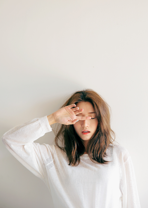 Korean Dreams Girls via Tumblr Model pakaian asia
