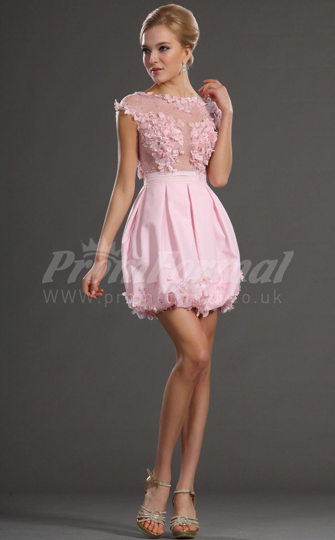 Blushing pink short prom dressesshort prom dresses prom dresses