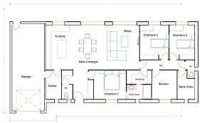 Resultat De Recherche D Images Pour Plan Maison Plain Pied