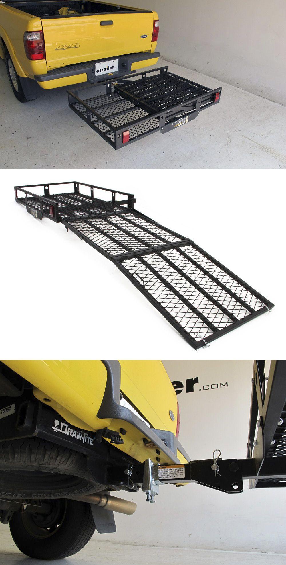 MaxxTow 30x50 Wheelchair Carrier w/ 60\