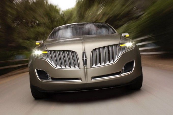 Lincoln Mkt Concept Car Lincoln Mkt Lincoln Mkx Lincoln Suv