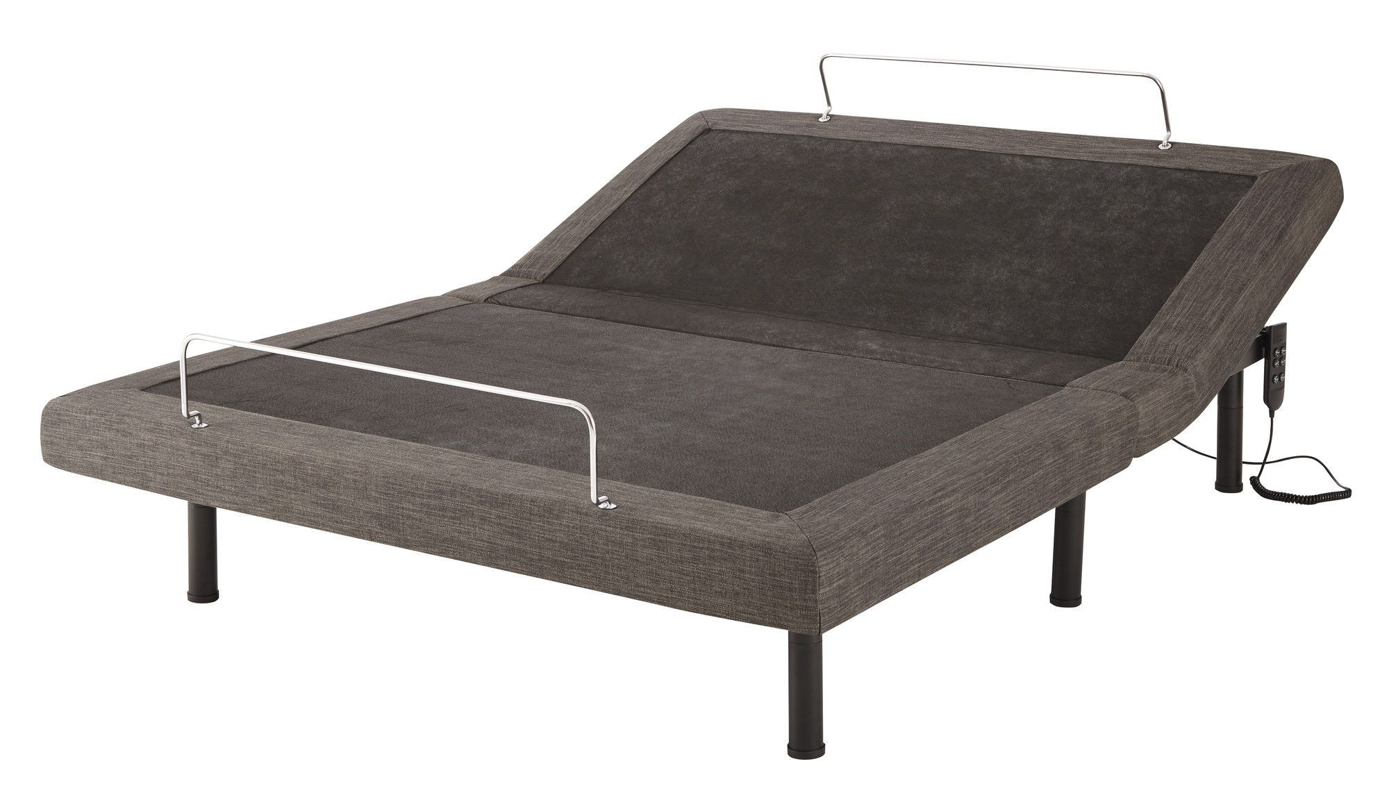 power adjustable bed base with remote control