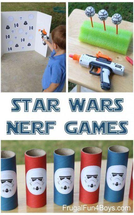 Photo of 34 juegos de moda de Disney Party Kids Star Wars