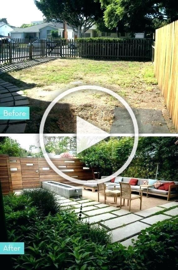 Photo of Backyard makeover on a budget cheap backyard makeover ideas yassembleco #Backyar…