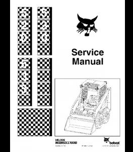 Best download bobcat 520 530 533 skid steer loader service