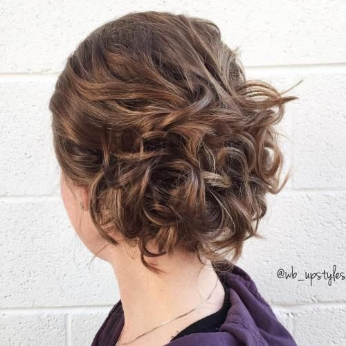 Updo Hairstyles For Short Hair 60 Updos For Short Hair  Your Creative Short Hair Inspiration