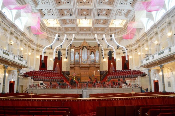 Taking the Concertgebouw to the next level | Prolyte
