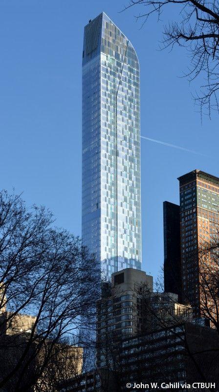 One57 New York Usa 306 4 M Completion 2014 Architect Atelier Christian De Portzamparc Http Ww Skyscraper Architecture Architecture Architecture Building
