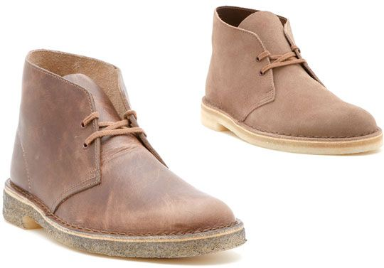 Clarks Spring 2009 Desert Boots | Count, Clarks boots and Honey