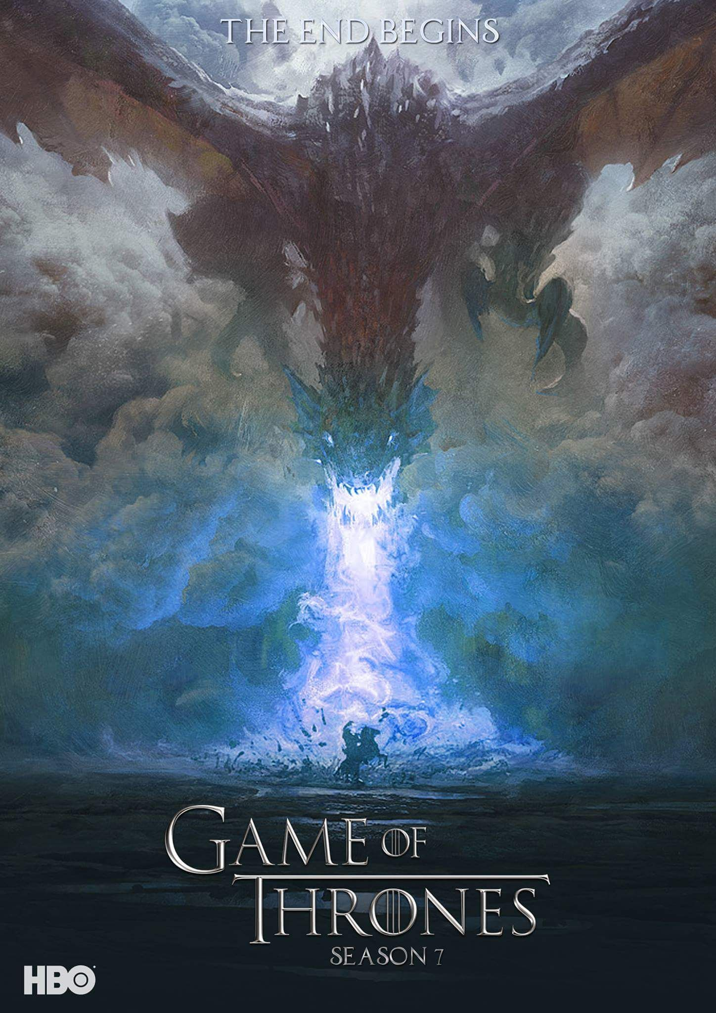 No Spoilers A Great Fan Made Poster For Season 7 Of Game Of Thrones Game Of Thrones Poster Game Of Thrones Tv Watch Game Of Thrones