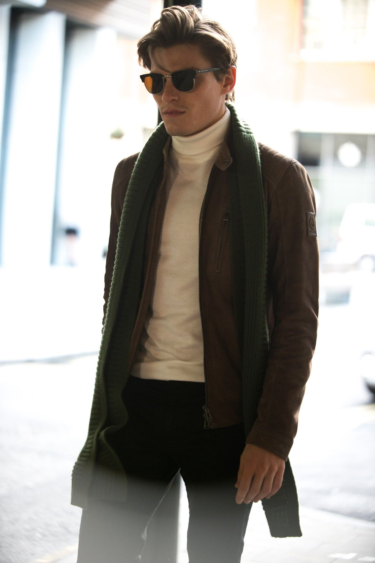 """""""The strongest looks on the street at London Collections Men A/W '16 - GQ.co.uk"""""""