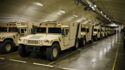 Οι ΗΠΑ «κρύβουν» εξοπλισμό σε σπηλιές της Νορβηγίας!