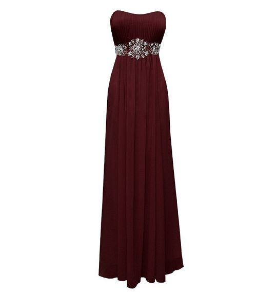 cheap burgundy maroon long plus size prom dresses under 100 ...