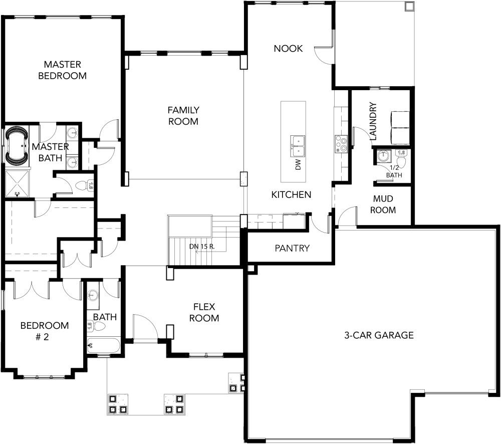 Symphony Homes Octave Home DesignUtah Floor Plans I - Perfect home design