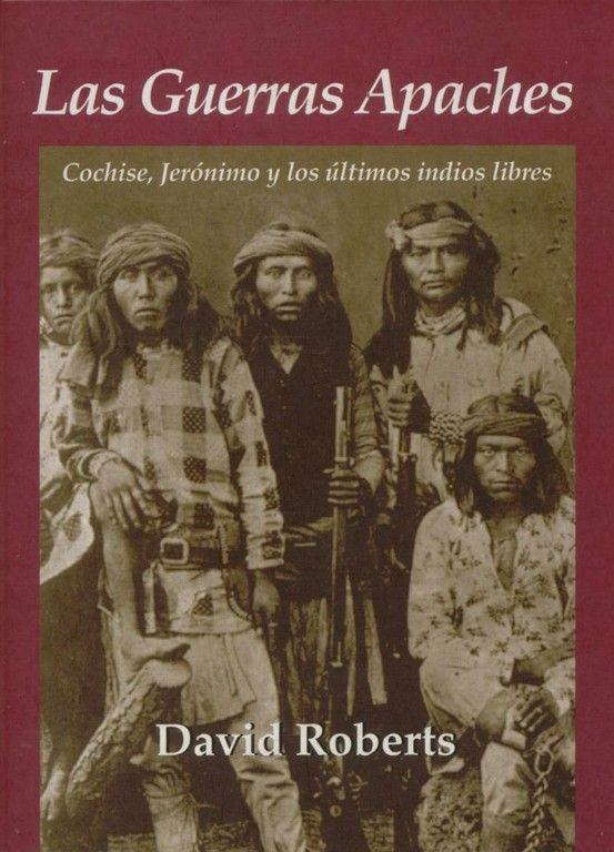 Centrándose sobre todo en los enfrentamientos entre el gobierno de Estados Unidos y los apaches chiricahua y en personajes tan fascinantes y a menudo malinterpretados como los grandes jefes Cochise y Jerónimo o la guerrera Lozen, David Roberts reconstruye con ecuanimidad y una ingente cantidad de pruebas documentales las guerras apaches y el destino final de los últimos indios libres.
